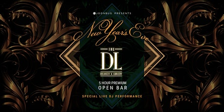 The DL New Years Eve 2022 Party tickets