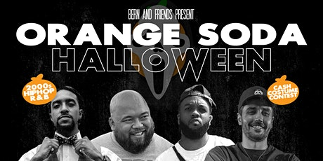 ORANGE SODA HALLOWEEN: 2000s HipHop and R&B Dance Party tickets