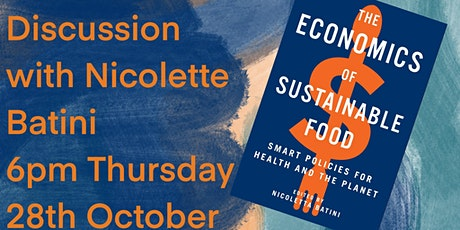 The Economics of Sustainable Eating tickets