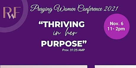 Praying Women Conference 2021 tickets