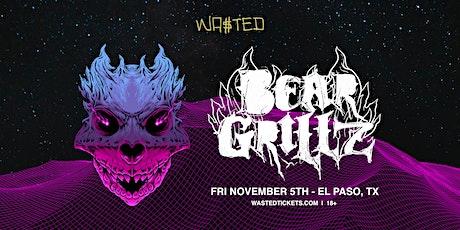 El Paso: Bear Grillz  @ Green Door [18 & Over] tickets
