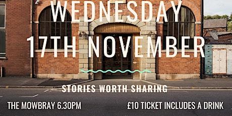 Sheffield Forum: Live tickets