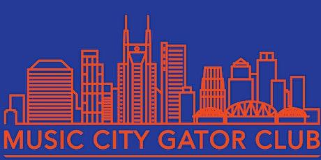 Happy Hour and Costume Contest: Music City Gators and Nashville UGA Alumni tickets