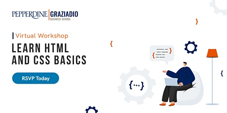 Learn HTML and CSS Basics | Software Development Workshop tickets
