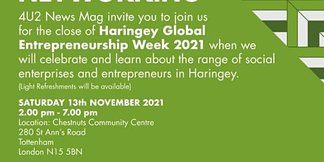 Global Entrepreneurs   Start -ups Monthly Networking -Closing Ceremony tickets