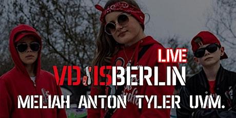 VDSIS-BERLIN LIVE KONZERT Tickets