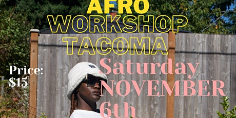 Afro Workshop Tacoma tickets