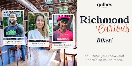 Richmond Curious: Bikes! tickets