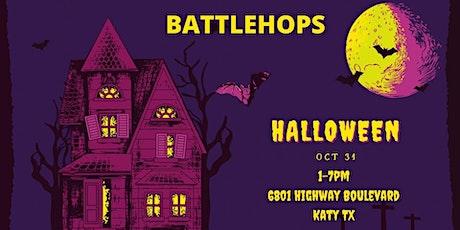 Halloween at Battlehops tickets