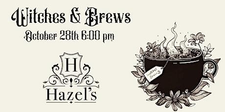Witches & Brews tickets