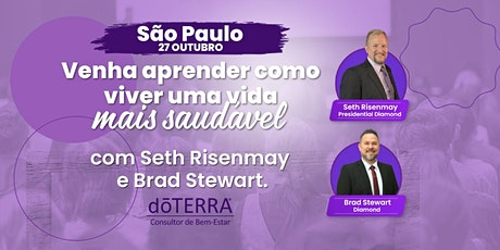 Evento dōTERRA - São Paulo tickets