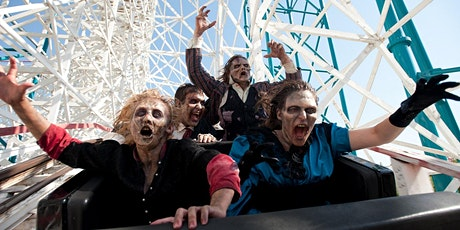 Six Flags Great Adventure/Fright Fest tickets
