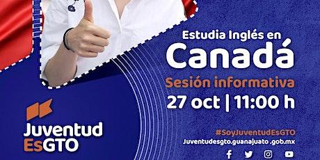Estudia Inglés en Canadá entradas