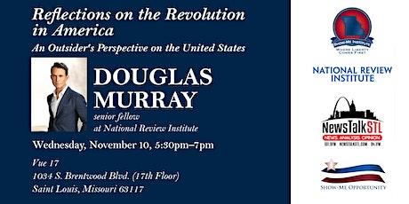 Douglas Murray Event tickets