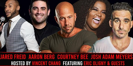 All Things Comedy Presents Somewhat Damaged at Stand Up NY tickets