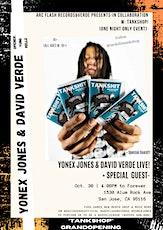 Kasher Quon & 10kkev Live ! + Yonex Jones & David Verde tickets