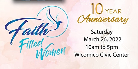 Faith Filled Women Conference tickets