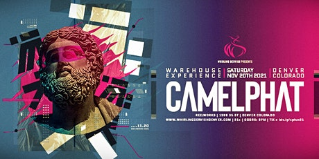 CamelPhat Warehouse Experience tickets
