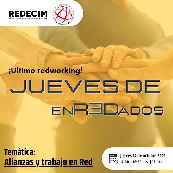 Imagen de #Jueves de EnREDados: Alianzas y trabajo en Red
