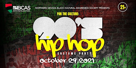 For The Culture: 90s Hip Hop Costume Party tickets