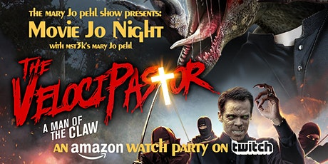 Movie Jo Night with MST3K's Mary Jo Pehl | This month's movie: VELOCIPASTOR tickets