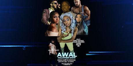 Rocktober-NYC Presents: AWAL's Army Halloween Show tickets