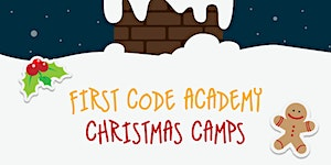 First Code Academy Christmas Camps 2015