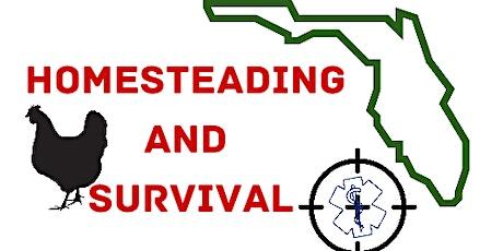 Florida Homesteading and Survival Training Course entradas