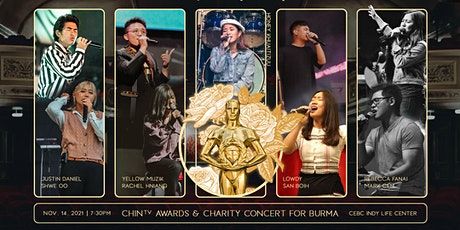 2021 Chin TV Awards and Charity Concert for Burma tickets