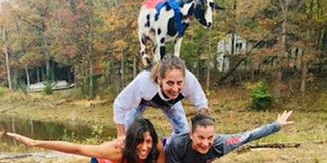 Halloween Baby Goat Yoga tickets