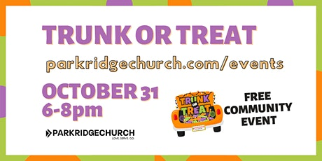 Trunk or Treat Community Event tickets