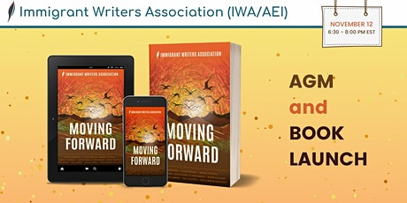IWA's 4th AGM and BOOK LAUNCH tickets