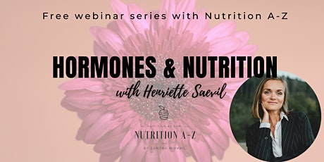 Hormones and Nutrition tickets