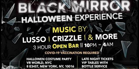 RSVP New York Presents: Halloween 2021 at VR World NYC tickets