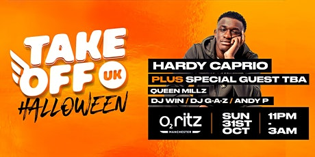Take Off Festival Presents: Take Off Halloween tickets