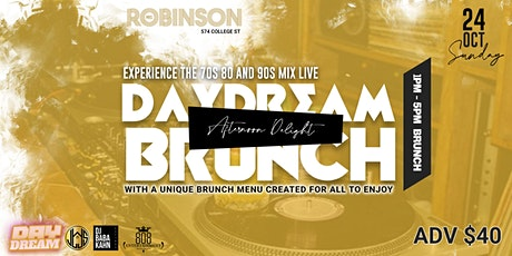 DayDream Brunch 70s 80s and 90s tickets