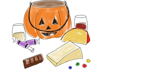 Trick or Treat! with curds&co tickets