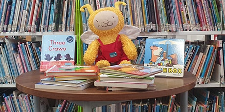 Bookbug at Portobello Library!!!!  Be there for 10.15am for a 10.30 start tickets