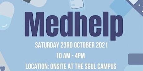 Medhelp St George's University tickets