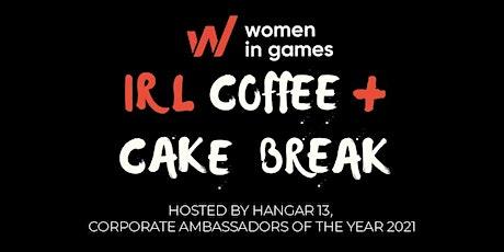 Women in Games IRL Coffee (+ Cake) Break @ Develop tickets
