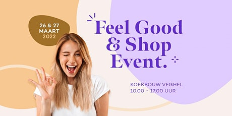 Feel good & Shop event 2022 tickets