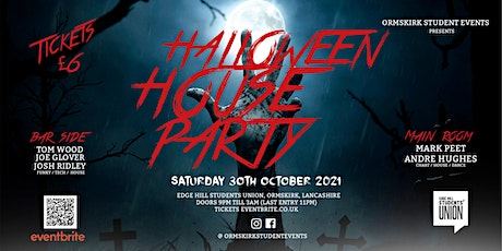 OSE PRESENTS THE HALLOWEEN HOUSE PARTY tickets
