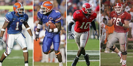 Florida-Georgia Hall of Fame Luncheon presented by Miller Electric Company tickets
