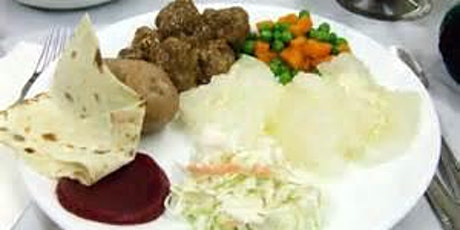 51st Annual Lutefisk and Meatball Dinner tickets