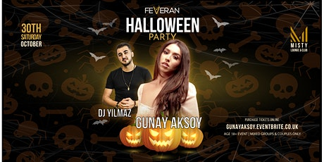 Turkish Halloween Party - Gunay Aksoy & Dj Yilmaz tickets