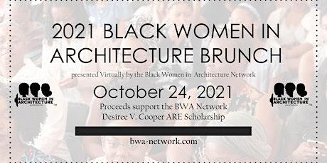 Black Women In Architecture  Brunch - Hosting tickets