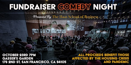 Fundraiser Comedy Night: Help Those Hurt by the Pandemic tickets