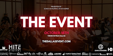 The October Event - 10/18/21 tickets