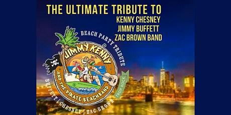 Jimmy Kenny and the Pirate Beach Band tickets