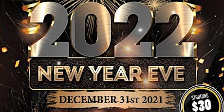 NEW YEARS EVE 2022 @ Michella's -Table Packages available tickets